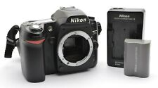 Nikon D80 SLR-Kamera Spiegelreflex Gehäuse Cam Body 13.900 Auslösungen TOP m48