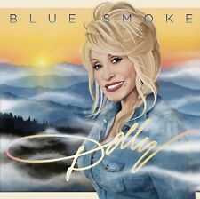 Dolly Parton - Blue Smoke - (Willie Nelson+Kenny Rogers) CD Nuovo Sigillato