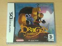DRAGON HUNTERS Nintendo DS 3ds PAL Reino Unido