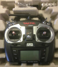 TACTIC 6ch ordinateur radio TACJ 2650, 2.4GHZ, tx & rx, modèle 20 mémoire uk stock