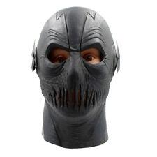 The Flash Zoom Latex Full Head Mask Cosplay Full Head Party Halloween Costume