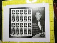 GREGORY PECK LEGENDS HOLLYWOOD FOREVER STAMP SHEET 1ST CLASS POSTAGE 20 STAMPS🌈