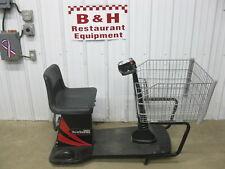 Amigo Value Shopper Motorized Electric Shopping Cart w/ Standard Basket, Charger