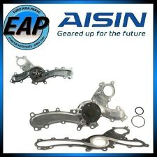 For Lexus GS300 GS350 GS450H IS250 IS350 Aisin OEM Water Pump w/Gasket NEW