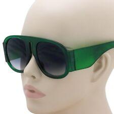 Oversize Goggle Frame Sunglasses Gradient Lens Vintage Women Fashion Shades 2018