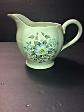 Vintage Grindley England Almond Petal  Pitcher China Pottery Great Condition