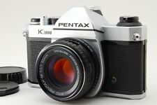 【Near Mint++】Pentax K1000 35mm SLR Film Camera w/SMC M 50mm f/1.7 from Japan #04