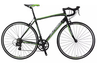 Sundeal R7 700c Road Bike 6061 Alloy Frame Shimano Tourney 2 x 7s NEW