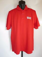 New Ohio State Buckeyes Adult Mens Large (L) Red Polo Shirt by J.America