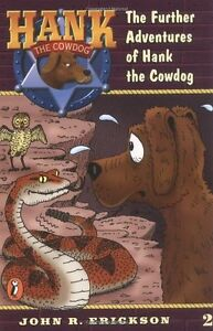 The Further Adventures of Hank the Cowdog #2