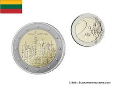 2 Euros Commémorative Lituanie Colline des Croix 2020 UNC
