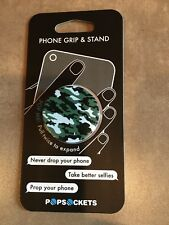 POP SOCKET Camo Design 13.00 FREE SHIPPING