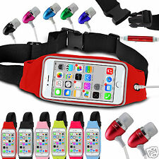 For Lenovo A789 Running Fitness Sports Waistband Case & Handsfree