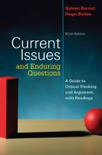 Current Issues and Enduring Questions: A Guide to Critical Thinking and Argument