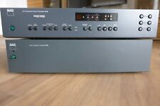 NAD 906 6 5 4 3 channel bridgeable power amplifier u NAD 910 Vorverstärker - TOP