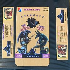 Stargate the Movie trading cards Super Master Set all complete.