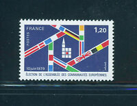 FRANCIA/FRANCE 1979 MNH SC.1650 European Elections
