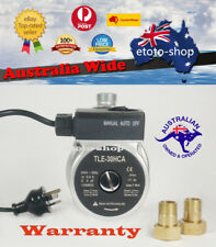 Hot Water Booster Pump - Gravity Fed Hot Water Systems