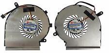 More details for cpu & gpu fan right left pair msi 6qf ge60 ge62 ge72 gl62 gl72 pe60 pe70 ms-16ga