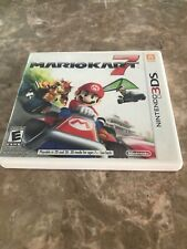 Mario Kart 7 (Nintendo 3DS) XL 2DS Game w/Case & Manual - Fast Free Shipping