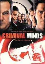 Criminal Minds - The Complete Second Season ~ 6-Disc DVD Set ~ FREE Shipping USA