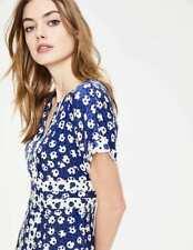 BODEN  NWT Esmeralda Dress - Greek Blue Spot - UK 8 R - W0120