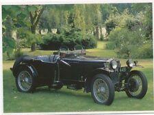 Frazer Nash Super Sports 1929 MODERN postcard issued by Magna
