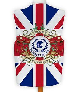 Trojan Skinheads - Union Jack - Fancy Dress Waistcoat