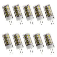 10er Set G4 LED Glühbirne 3 Watt 12V Stiftsockel Leuchtmittel Kaltweiß