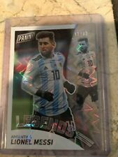 Lionel Messi Panini 2019 The National VIP Silver Packs SP 12/40 Argentina