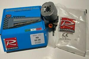 Novarossi/RB Concepts BXR 5R Ceramic .21 5 Port 1/8 Buggy Engine TURBO PLUG