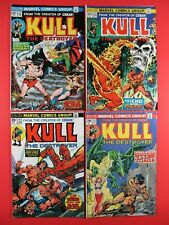 48 Fantasy Comic Books Kull Red Sonja Conan Tarzan Low to High Grade