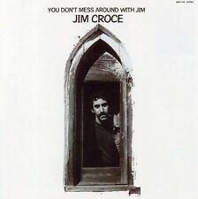 Jim Croce - You Don't Mess Around with Jim [New CD]