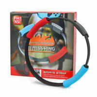 For Nintendo Switch Ring Fit Adventure Fitness Exercise Ring-Con + Leg Strap