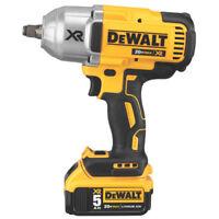 DeWALT DCF899HP2 20-Volt 1/2-Inch 3-Speed MAX  Brushless Impact Wrench Kit
