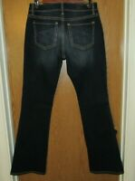 Buckle, Daytrip sz 29L Act (30 X 33) Dark Boot Cut Stretch Denim Jeans