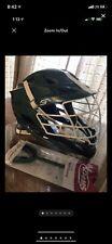 lacrosse cascade S helmet