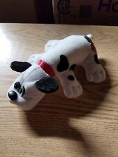 "Vintage Tonka 8"" Plush Pound Puppy Newborn Dog Brown Stuffed Vtg 1985 Dogs"