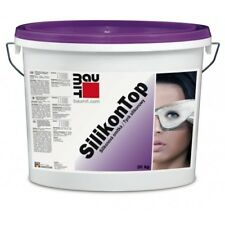 BAUMIT SilikonTop Render Thin coat Silicone Textured 1.5mm - White 25kg