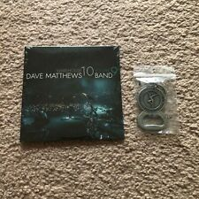 Dave Matthews Band Warehouse 10 Volume 9 CD & Keychain/Bottle Opener