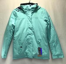 Roxy Girls Kids Jetty Snow Ski Winter Jacket Blue Raid Size Youth 2XL NEW