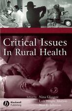 Critical Issues In Rural Health, , Good Book