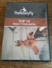 The Weekly Fly Top 10 Trout Streamers Dvd