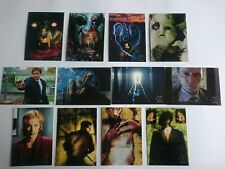 Topps Trading Cards - The X Files (x12)
