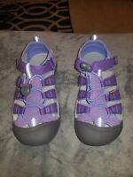 Keen Newport Sandals. Sz 4 Purple