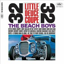 NEW Little Deuce Coupe (Mono & Stereo Remasters) (Audio CD)