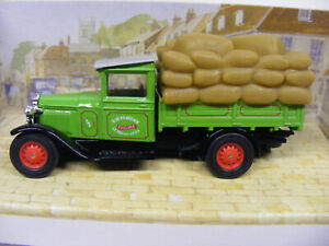 Matchbox Models Of Yesteryear Y62 1932 Ford Model AA 1-1/2 Ton Truck Peacock