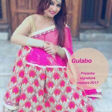 Designer Label Saree Indian Pakistani Bollywood