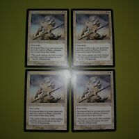 "Valor x4 Time Spiral ""Timeshifted"" 4x Magic the Gathering MTG Playset"