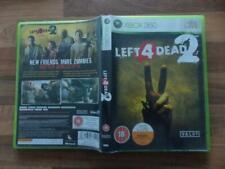 Left 4 Dead 2-BOXED/complete-Tested Très bon état XBOX 360 XBOX ONE Backwards Compatable